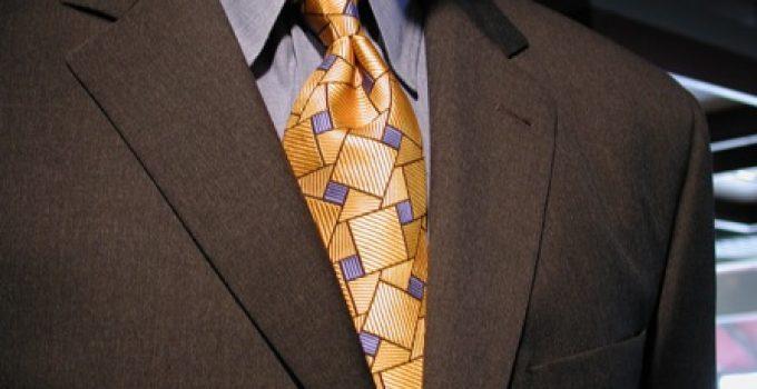 Businesskleidung - Mann