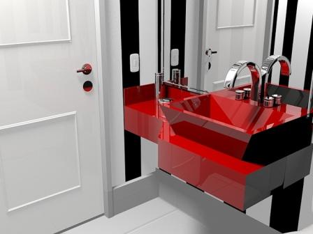 welche sanit robjekte eignen sich f r ein g ste wc e. Black Bedroom Furniture Sets. Home Design Ideas