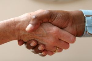 Seniorenpflege und Betreuung