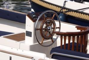 Der Urlaub auf einem Boot